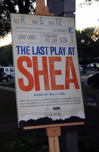 General Atmosphere at the 'Last Play At Shea' Screening for the Hamptons International Film Festival at Guild Hall on September 4, 2010 in East Hampton, New York.