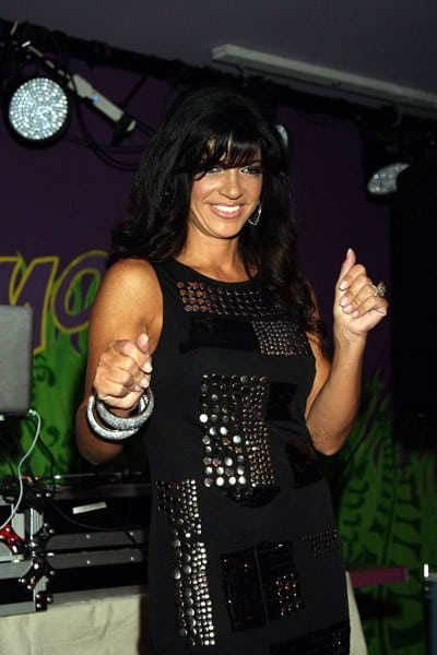 Teresa Giudice from 'The Real Housewives of New Jersey' hosts a party and book signing September 25, 2010 at The Funky Munkey nightclub in Wilmington, Delaware.