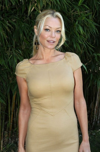 Charlotte Ross at the Children Raising Children event held at a private residence on October 10, 2010 in Pacific Palisades, California.