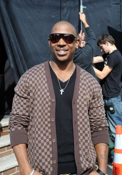 Ja Rule films on location for 'Goat' on the streets of Garfield on October 19, 2010 in Garfield City, New Jersey.