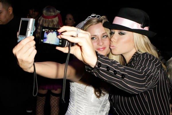 Kendra Wilkinson hosts frightening Halloween Haunt at LAX Nightclub on October 30, 2010 in Las Vegas, Nevada.
