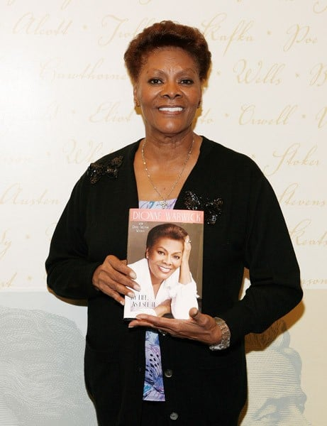 Dionne Warwick promotes 'My Life As I See It' at Barnes & Noble, Lincoln Triangle on November 2, 2010 in New York City.
