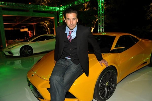 Actor Billy Baldwin attends the U.S. Launch Event for New Lotus Cars at a private residence on November 12, 2010 in Los Angeles, California.