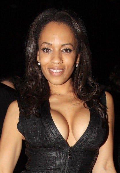 Model and actress Melyssa Ford celebrates her birthday at TAO on November 14, 2010 in New York City.