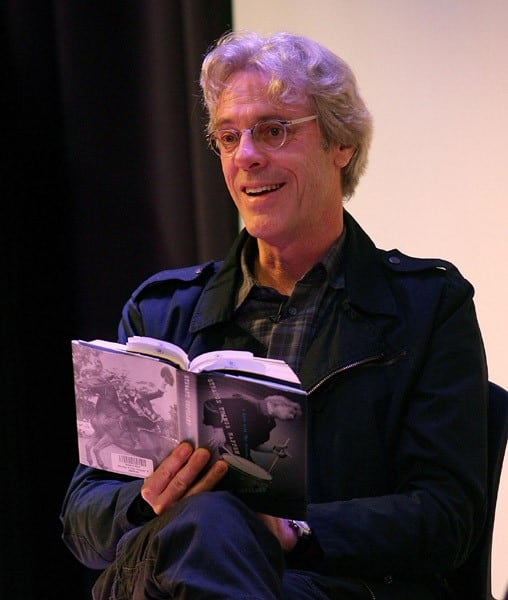 Musician Stewart Copeland reads from his book during An Evening With Stewart Copeland at The GRAMMY Museum on November 22, 2010 in Los Angeles, California.