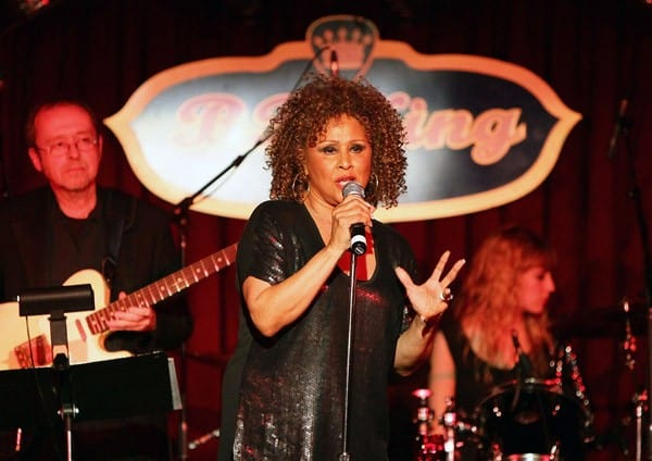 Singer Darlene Love performs at B.B. King Blues Club & Grill on December 19, 2010 in New York City.