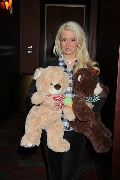 Holly Madison's Holly Jolly Christmas Toy Drive at Platinum Hotel in Las Vegas, Nevada on December 17, 2010