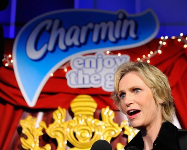 Actress Jane Lynch attends the Charmin Go Nation Finale Event at Charmin Restrooms on December 29, 2010 in New York City.