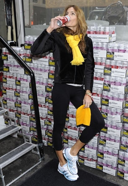 Kelly Killoren Bensimon attends FRS Fuels NYC Event at Delmonico's on December 31, 2010 in New York City.