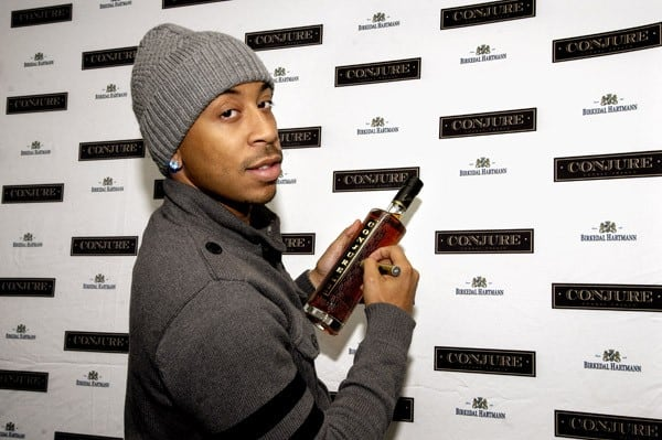 Chris 'Ludacris' Bridges hosts the Conjure Cognac Bottle Signing on Sunday, December 19, 2010 at Kenwood Liquors in Chicago, IL.