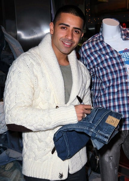 Recording Artist Jay Sean attends the 4th Annual Teens for Jeans Initiative event at Aeropostale Times Square on January 24, 2011 in New York City.