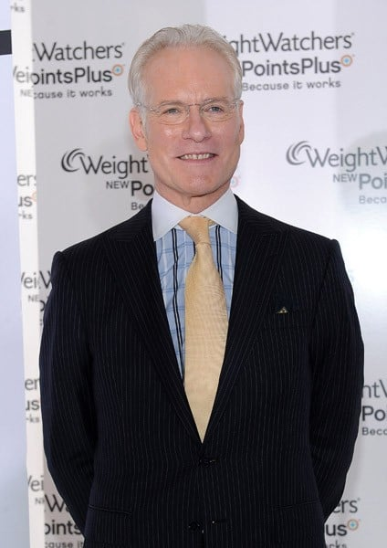 Tim Gunn and Weight Watchers team up to provide runway-ready tips for all stages of weight loss at Gary's Loft on January 13, 2011 in New York City.