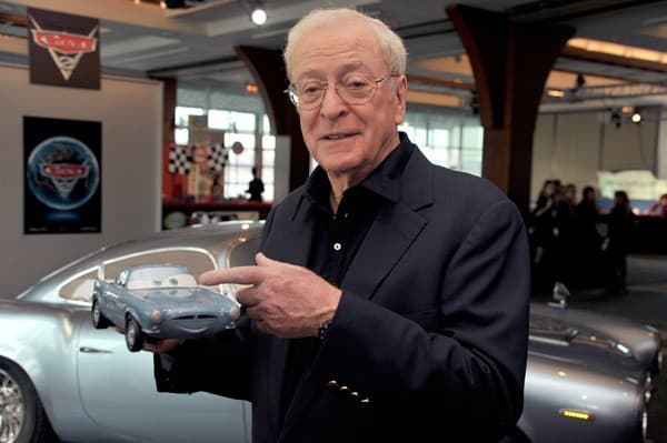 Actor Sir Michael Caine attends the Disney Pixar Cars 2 Toy Launch at American International Toy Fair 2011 at Pier 60 on February 14, 2011 in New York City.