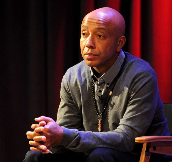 Russell Simmons is honored during the Icons of the Music Industry: Russell Simmons ceremony at The GRAMMY Museum on February 25, 2011 in Los Angeles, California.