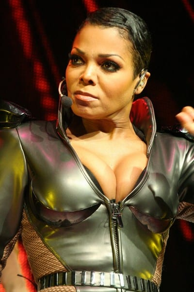 Janet Jackson in Concert at the Borgata in Atlantic City, New Jersey on March 25, 2011