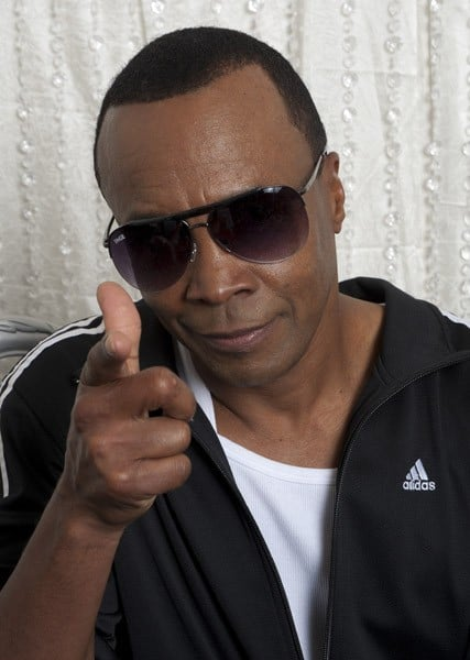 Sugar Ray Leonard attends the Gifting Services Suite Honoring Dancing With The Stars - Day 1 at CBS Studios on March 20, 2011 in Los Angeles, California.