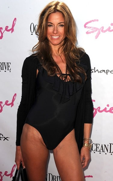 Kelly Killoren Bensimon attends the Spiegel Swim and Travel Launch Party at Gansevoort South on March 13, 2011 in Miami Beach, Florida.