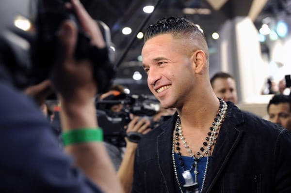 Mike 'The Situation' Sorrentino attends the 26th Annual Nightclub & Bar Convention and Trade Show at Las Vegas Convention Center on March 8, 2011 in Las Vegas, Nevada.