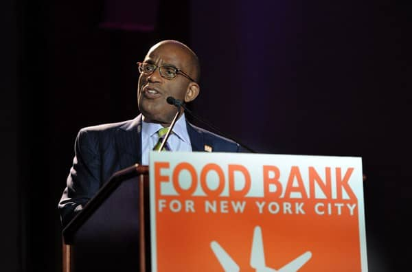 Al Roker attends Food Bank For New York City's Annual Can-Do Awards Gala at Pier Sixty at Chelsea Piers on April 7, 2011 in New York City.