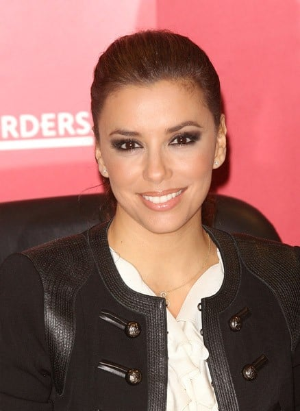 Eva Longoria Promotes \'Eva\'s Kitchen\' | Contact Any Celebrity