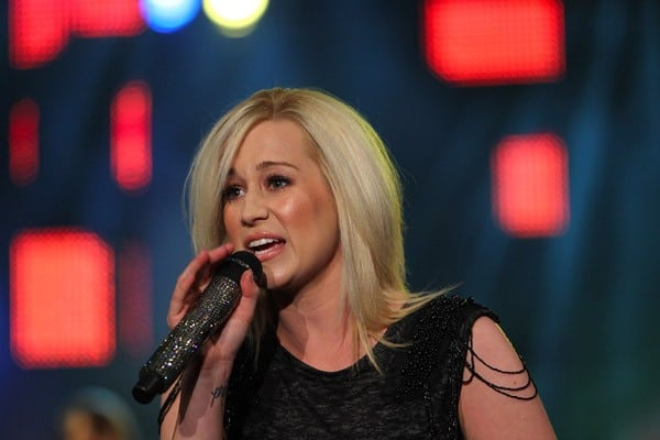 Kellie Pickler performs during the 2011 NCAA Tourney Town at Indiana Convention Center on April 2, 2011 in Indianapolis, Indiana.