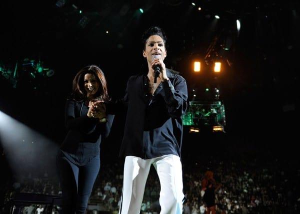 Prince Welcome To America Tour