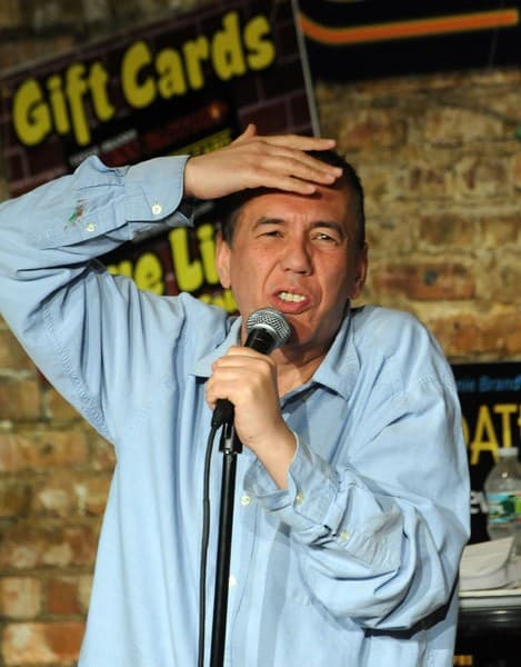 Gilbert Gottfried at The Stress Factory