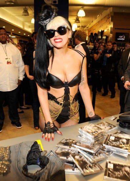 contact Lady Gaga