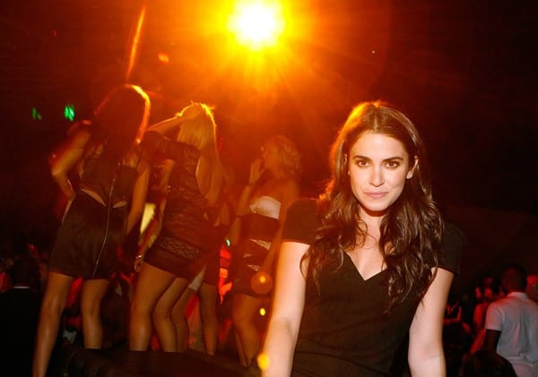 Nikki Reed celebrates her birthday at Gallery Nightclub at Planet Hollywood on May 13, 2011 in Las Vegas, Nevada.