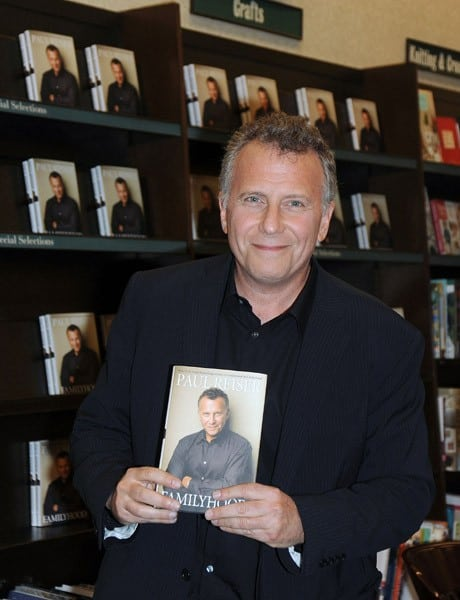 Paul Reiser promotes 'Familyhood' at Barnes & Noble, Market Fair on May 11, 2011 in Princeton, NJ.