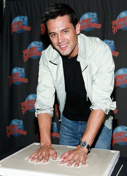 Stephen Colletti visits Planet Hollywood Times Square on May 11, 2011 in New York City.