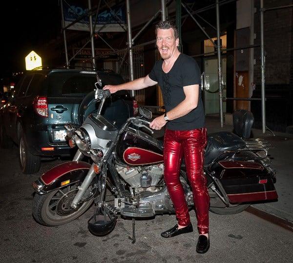Simon Van Kempen performs at Splash NYC on May 12, 2011 in New York City.