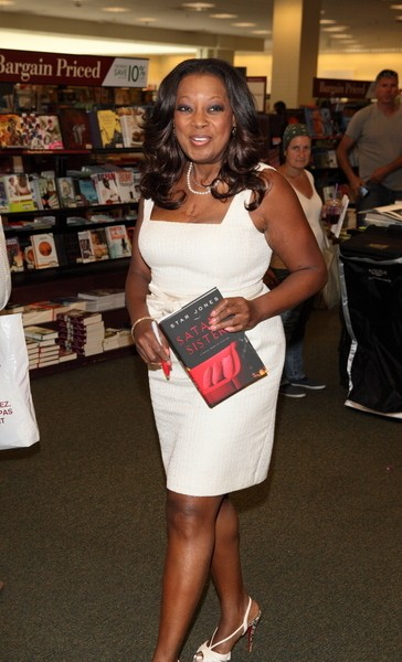 Star Jones 'Satan's Sisters: A Novel Work of Fiction' Book Signing at Barnes & Noble at The Grove in Los Angeles, California on June 18, 2011