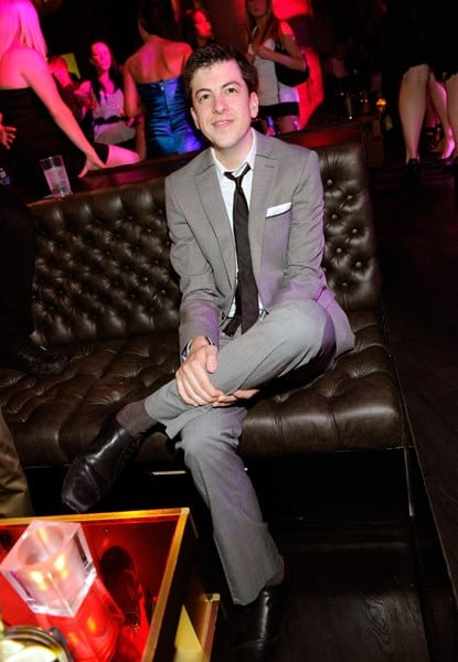 Actor Christopher Mintz-Plasse celebrates his birthday at the Gallery Nightclub at the Planet Hollywood Resort & Casino on June 10, 2011 in Las Vegas, Nevada.