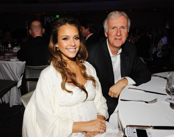 Actress Jessica Alba attends the Covenant House California Awards Dinner: A Magical Night Of Hope at Skirball Cultural Center on June 9, 2011 in Los Angeles, California.