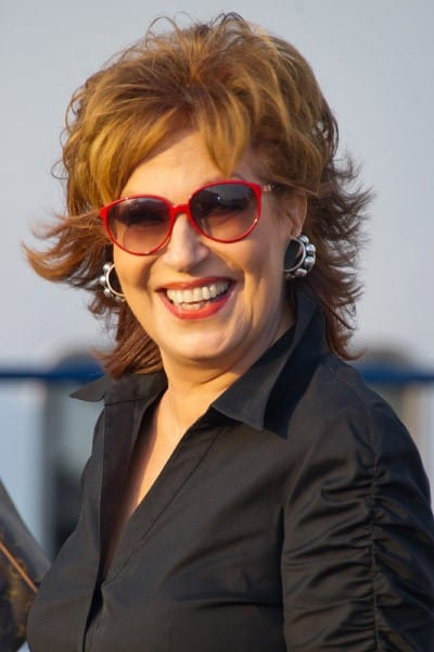 TV personality Joy Behar attends the 3rd annual Friends of Animal Rescue Sunset Cruise on the World Yacht Marina on June 21, 2011 in New York City.