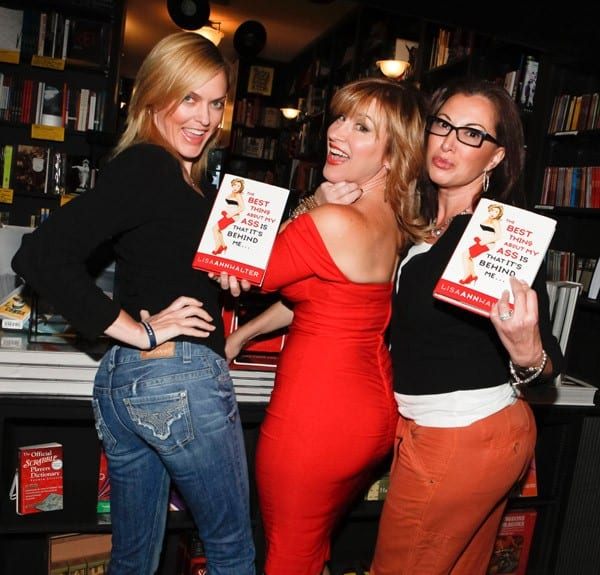 Lisa Ann Walter book signing for 'The Best Thing About My Ass Is That It's Behind Me' at Book Soup in West Hollywood, California on June 2, 2011