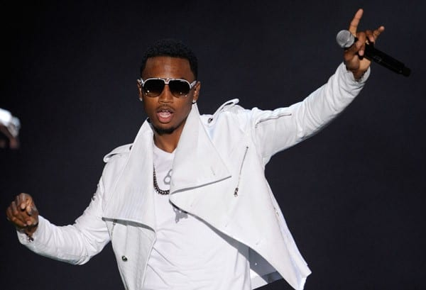 Trey Songz performs onstage during the 2011 MTV Movie Awards at Universal Studios' Gibson Amphitheatre on June 5, 2011 in Universal City, California.