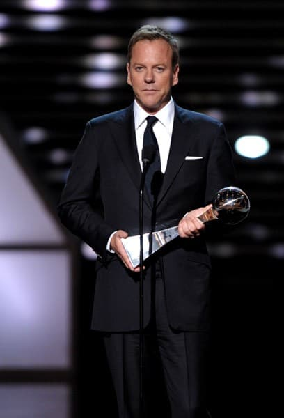 Kiefer Sutherland attends The 2011 ESPY Awards held at the Nokia Theatre L.A. Live on July 13, 2011 in Los Angeles, California.