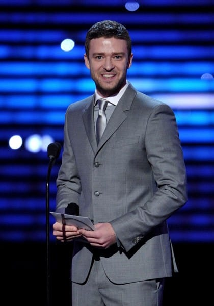 Justin Timberlake attends The 2011 ESPY Awards held at the Nokia Theatre L.A. Live on July 13, 2011 in Los Angeles, California.