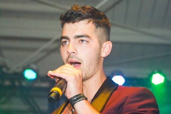 Musician Joe Jonas performs at the 2011 Sounds Like PAPER Concert at The House of Vans on July 6, 2011 in New York City.