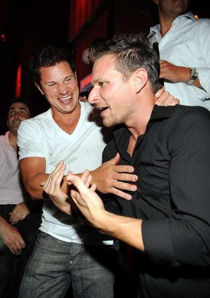 Nick Lachey hosts forth of July weekend at TAO Nightclub on July 1, 2011 in Las Vegas, Nevada.
