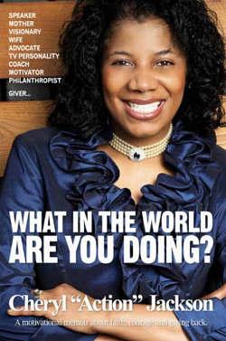 Cheryl Jackson of The Giving Movement