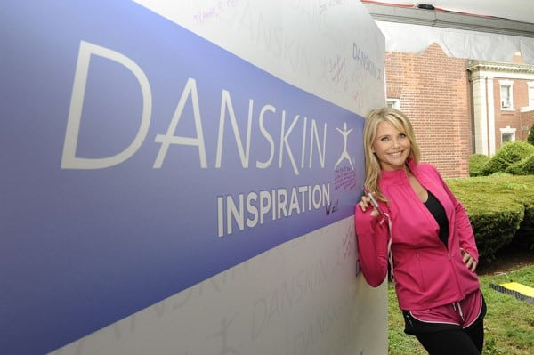 Christie Brinkley hosts the Danskin Charity Event Southampton Hospital on August 19, 2011 in Southampton, New York.