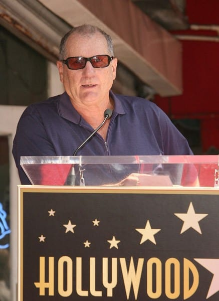 Actor Ed O'Neill receives a star on the Hollywood Walk Of Fame on August 30, 2011 in Hollywood, California.