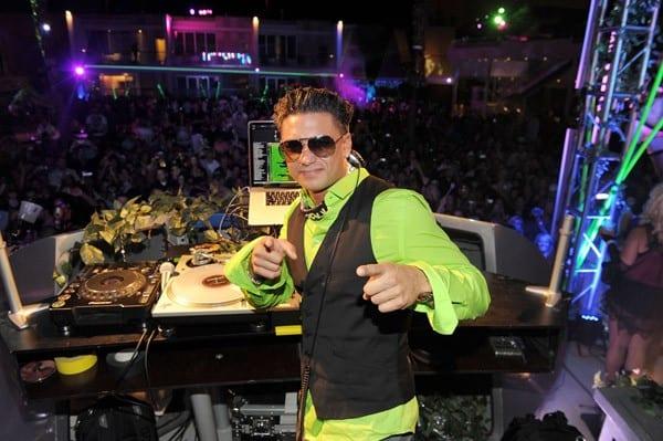DJ Pauly D spins at  A Midsummer Night s Dream - Enchanted Lingerie  Masquerade  at 588047f17