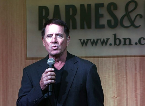 Tom Wopat promotes 'Consider It Swung' at Barnes & Noble, 86th & Lexington on August 9, 2011 in New York City.