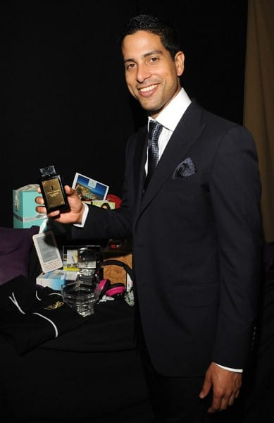 Actor Adam Rodriguez attends Backstage Creations Celebrity Retreat at The NCLR ALMA Awards on September 10, 2011 in Los Angeles, California.