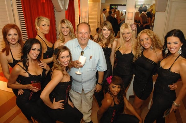 Robin Leach attends Robin Leach Celebrates 50 Years In Journalism At the Surrender Nightclub at the Encore Las Vegas on September 9, 2011 in Las Vegas, Nevada.