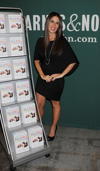 Soleil Moon Frye signs copies of her book 'Happy Chaos: From Punky To Parenting And My Perfectly Imperfect Adventures In Between' at Barnes & Noble bookstore at The Grove on August 31, 2011 in Los Angeles, California.